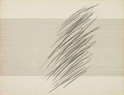 Joaquim Chancho, 'Horizontals Vermelles', 1972