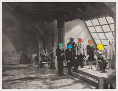 John Baldessari, 'Studio', 1988
