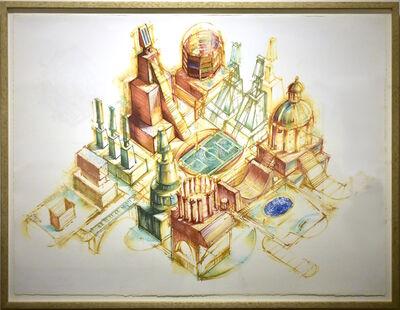 Simon Vega, 'Neo-Acropolis', 2012