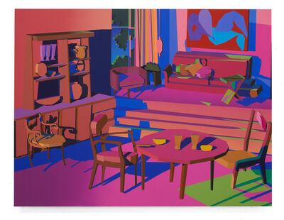 Jonathan Chapline, 'Sitcom Set', 2019