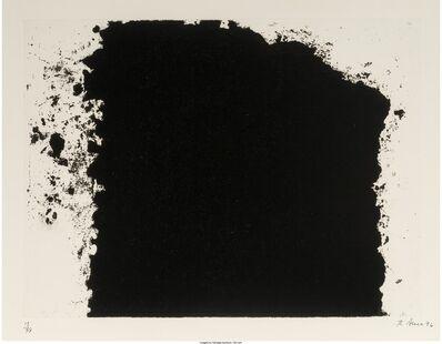 Richard Serra, 'Cool Down', 1996