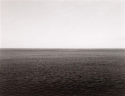 Hiroshi Sugimoto, 'Time Exposed:  #335 Norwegian Sea Vesteralen Island 1990', 1991
