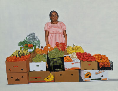 Javier Carrillo, 'Anita', 2020