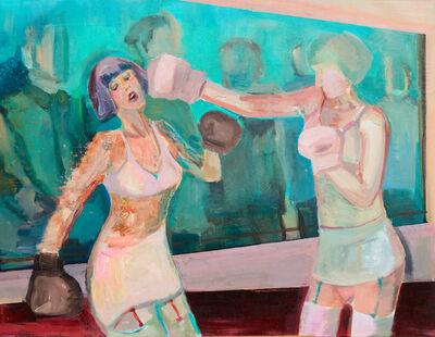 Ava Tan, 'The show i fight I', 2018