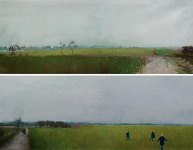 Sandrine Rondard, 'Saint-Loup I et II ', 2013