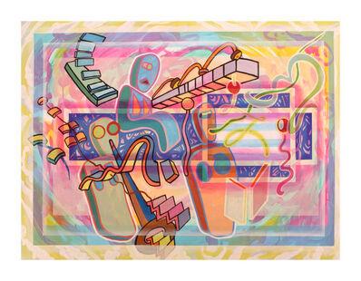 Edward Beckett, 'O the sun', 2004