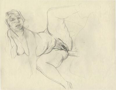 """George Grosz, '""""Liebespaar""""', 1927-1928"""