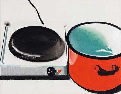 Wilhelm Sasnal, 'Heating Plate', 2017