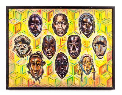 Sherman Beck, 'Ancestors', 1998