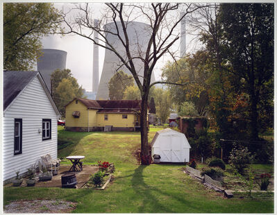 Mitch Epstein, 'Amos Coal Power Plant, Raymond, West Virginia, from the series American Power', 2004