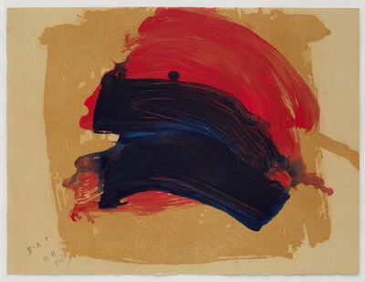 Howard Hodgkin, 'Dark Rainbow', 2015-2016