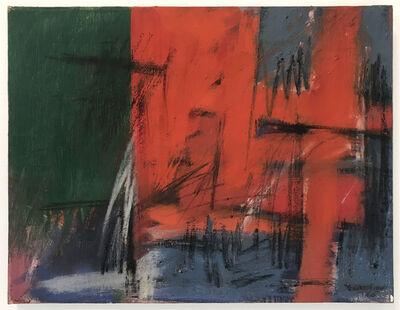 Jack Tworkov, 'UNTITLED O.C.', 1958