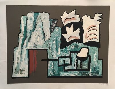 Alberto Magnelli, 'Abstract Composition', 1962