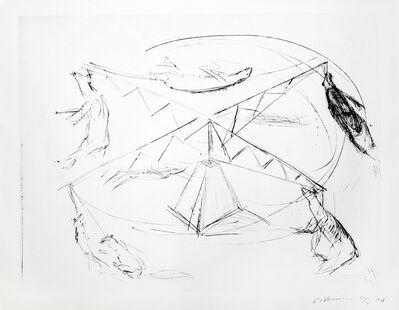 Bruce Nauman, 'Large Carousel, State I', 1988