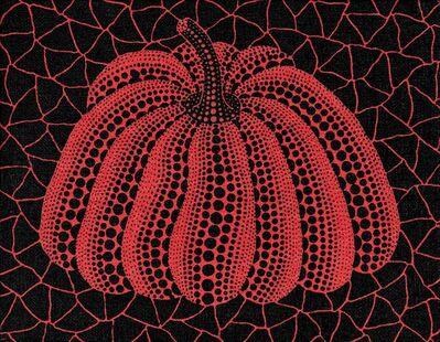 Yayoi Kusama, 'Red Pumpkin', 1996