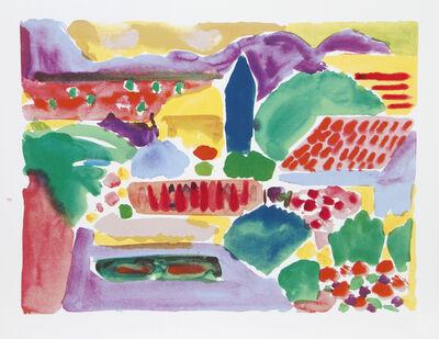 John Grillo, 'Primavera', 1980