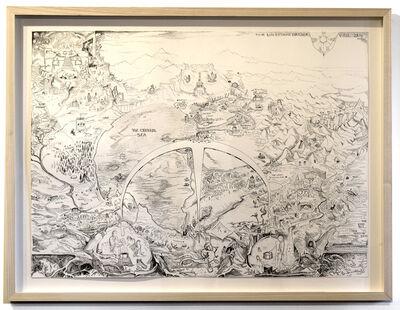 Max Razdow, 'Dream Map', 2015
