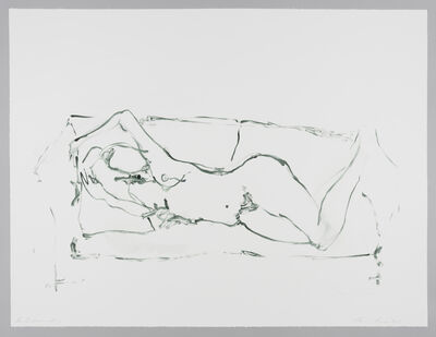 Tracey Emin, 'An Ordinary Day', 2015