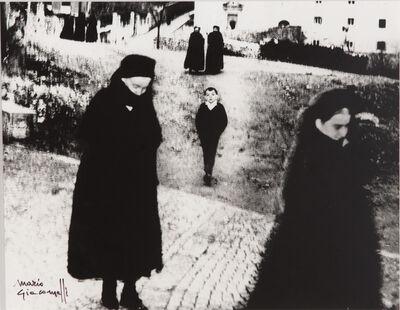 Mario Giacomelli, 'Il bambino di Scanno', 1957