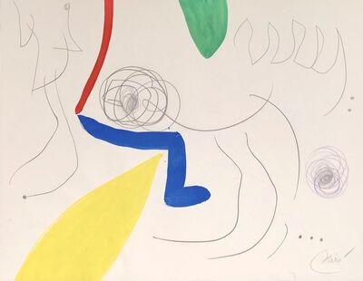 Joan Miró, 'Untitled V', 1975