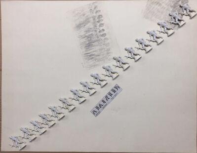 Antoni Miralda, 'Slower pace', 1965