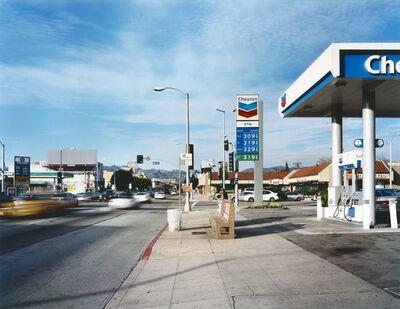 Max Regenberg, 'La Brea Av. # 2010, L.B. System Los Angeles', 2010