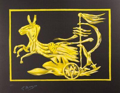 Georges Braque, 'Le Char de Médée', 1988