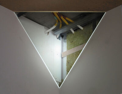 Susanne Hofer, 'Corner Piece Nr. 2', 2012