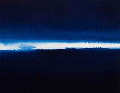 Veronique Gambier, 'The Space Between - Blue #13', 2018