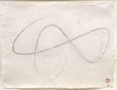 Naum Gabo, 'Drawing for Opus Nine (D115)', 1950s