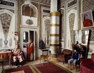 Neil Folberg, 'Rubinov House Synagogue, Bukhara, Uzebkistan', 1995