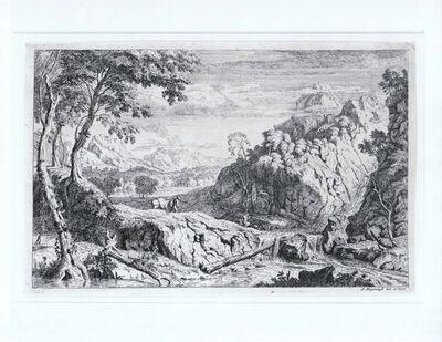 Aelbert Meyeringh, 'Landscape', Late 1600s