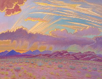 Harold Weston, 'Desert Shower', 1949