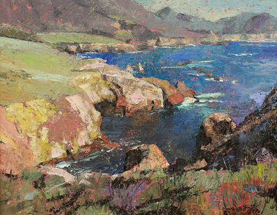 C.W. Mundy, 'Rocky Point Big Sur California ', 2015