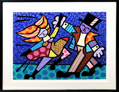 Romero Britto, 'ELECTRIC', 1996