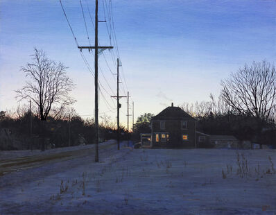 Jeff Gola, 'January Morning', 2018