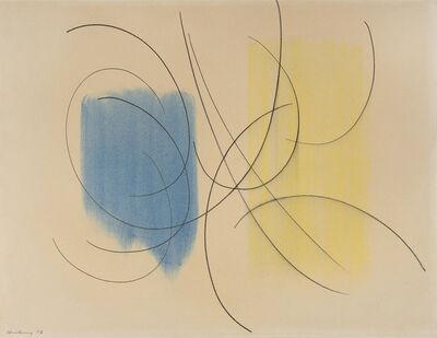 Hans Hartung, 'P1957-76', 1957
