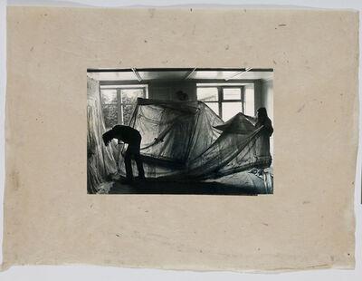 Heidi Bucher, 'Untitled (from «Der Schlüpfakt der Parkettlibelle» portfolio)', 1980-1982