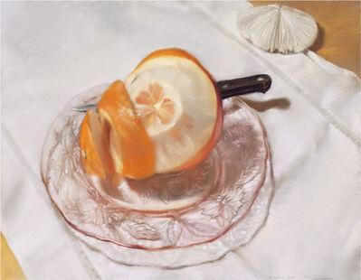 Mary Joan Waid, 'Orange Spiral', 2008