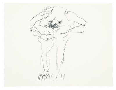 Willem de Kooning, 'Clam Digger', 1966