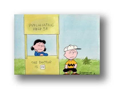 Peanuts, 'Here's Charlie Brown, Fifty Great Years', 2000