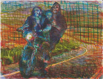 Robert McCann, 'Rider', 2020