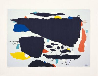Willi Baumeister, 'Mo II', 1955
