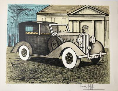 Bernard Buffet, 'Rolls Royce grise', 1985