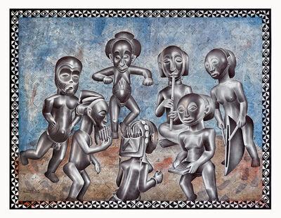 Tsham, 'La ronde festive', 2016