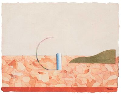 Lucio del Pezzo, 'Untitled'