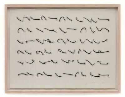 Lee Ufan, 'From Line', 1980