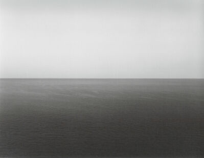 Hiroshi Sugimoto, 'Mirtoan Sea, Sounion (352)', 1990
