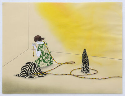 Chika Osaka, 'Let's try it first', 2018