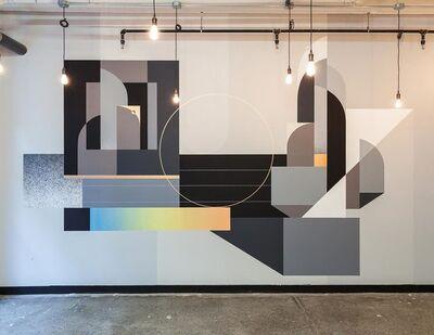 Rubin415, 'Industry City Mural', 2017